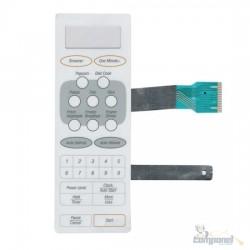 Membrana Microondas Samsung MW6752w / 6753G BRANCA